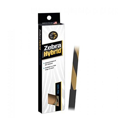 Zebra Hybrid Outback 333/4Cavo, Nero/Nero