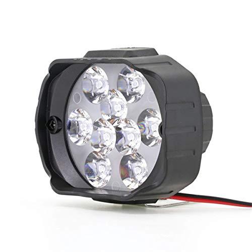 12 v Elektrische Auto Externe driewieler Voorzijde LED Koplampen Gemodificeerde Externe Heldere Led Off-road Waterdichte Draai Signaal Motorfiets Deel