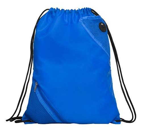 ROLY heren tieners jongens waterdicht Uni Gym Bag sporttas rugzak met zijvak