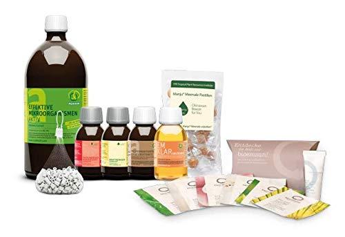 EM Startbox 10teilig, effektive Microorganismen