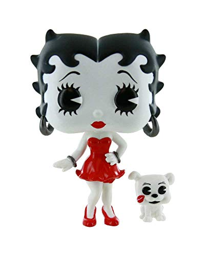 Funko Pop! Animation Betty Boop Chase Variant Figure Black and Red Chase Rare Exclusive