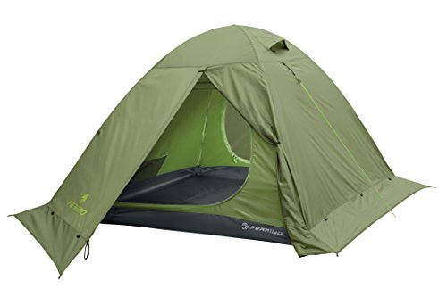 Ferrino Kalahari, Tenda Igloo Verde, 3 Persone