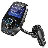 VicTsing Transmetteur FM Bluetooth, [Sélection Du Dossier]...