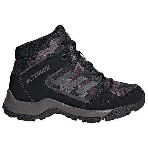 Adidas Terrex Hyperhiker K, Zapatillas Deportivas trecking, Core Black Night Grey Core Black, 36 2/3 EU