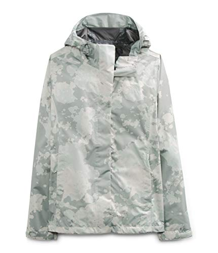 The North Face Women's Venture 2 Jacket, Wrought Iron Surreal Sky Print, 3XL