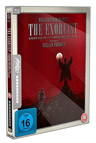El Exorcista - Director's Cut & Theatrical Version - Mondo Steelbook. Edición exclusiva de Amazon [Italia] [Blu-ray]