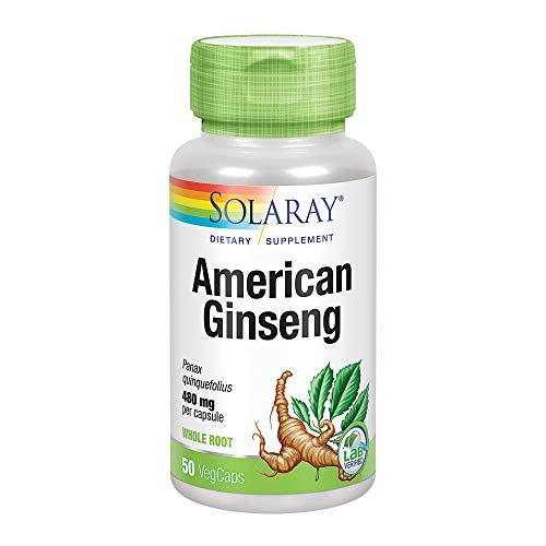 Solaray American Ginseng 480 mg | A…