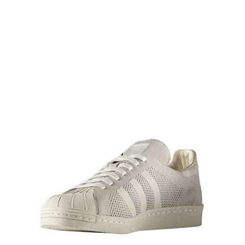 adidas Superstar 80's Primeknit Uomo Sneaker Bianco