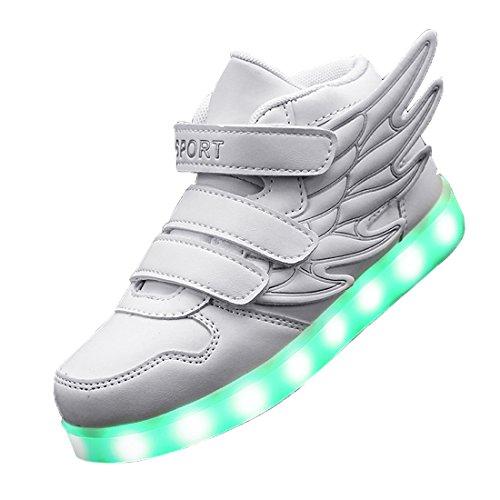 luz zapatillas de la marca Gaorui