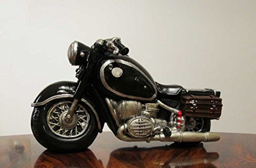 Spardose Motorrad Bike (Schwarz)