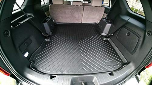 Rear Trunk Liner Tray Mat Pad for FORD EXPLORER 2011 2012 2013 2014 2015 2016...