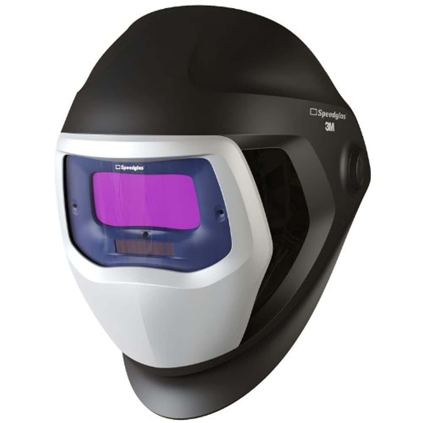 寝る起訴する分析的3M Speedglas Welding Helmet 9100, Welding Safety 06-0100-10HASW with Hard Hat Adapter, SideWindows and Speedglas Auto-Darkening Filter 9100V, Shades 5, 8-13 1 (Hard Hat not included) by 3M