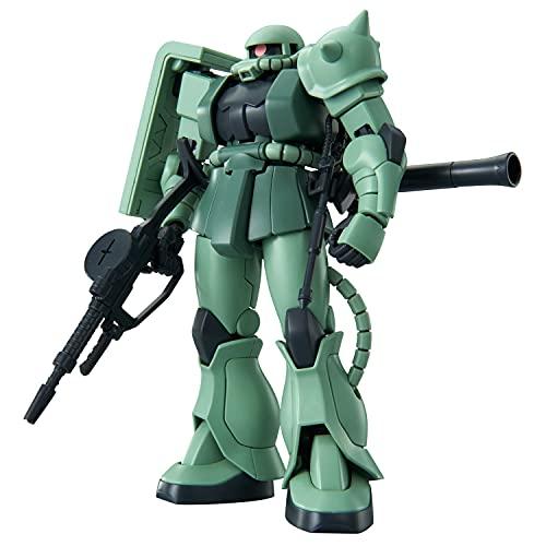 HG 機動戦士ガンダム ザクⅡ 1/144スケール 色分け済みプラモデル