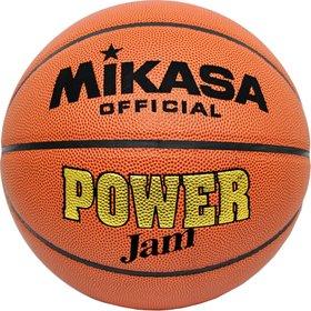 MIKASA BSL-10-G Balón de Baloncesto, Adultos Unisex, Naranja, 7