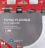 Home Gaz Flexible butane/propane 2 m 10 ans