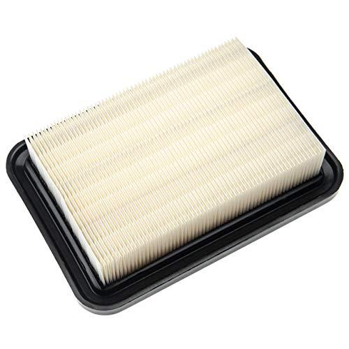 vhbw Filtro plisado plano compatible con Flex VCE 44 M AC seco y húmedo - Elemento filtrante