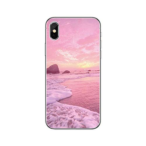 Pink Aesthetic - Carcasa de silicona para iPhone 5, 5S, SE, 6, 6Plus, 7 Plus, 8 Plus, X, XS, XS, XR, XS Max 11, para iPhone 11 Pro Max-T19080508-06.Jpg-for iPhone 11 Pro