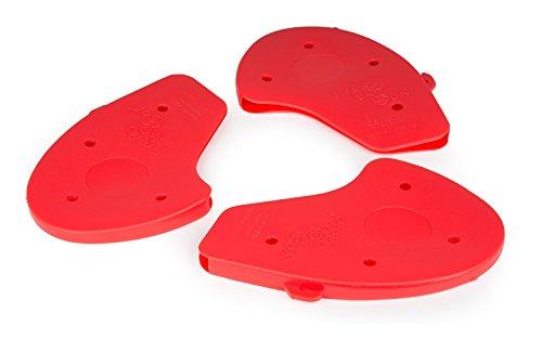 Propellerschutz Prop Sox Kunststoff rot für Außenborder Boot Motor Propellerkappen Propellerabdeckung Transportsicherung