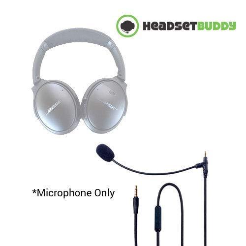 Headset Buddy ClearMic Mikrofon mit Rauschunterdrückung für Bose 700, QC35 und QC35 II (CM3504)