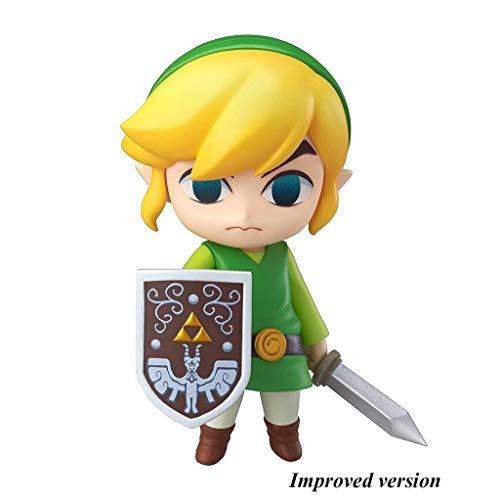 Jiaming The Legend of Zelda: Wind Waker Link-Nendoroid Actionfigur