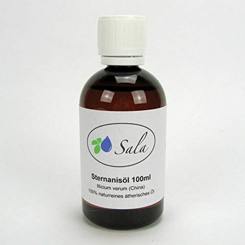 Sala Sternanisöl Anisöl ätherisches Öl naturrein 100 ml