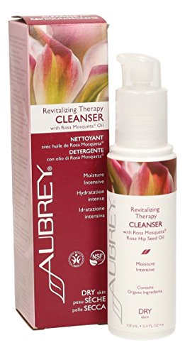 Aubrey Organics: Revitalizing Therapy Gesichtsreinigungscreme (100 ml)