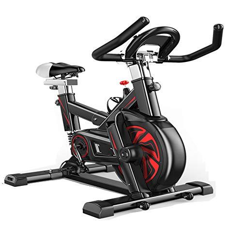 YUANP Bicicletas Estaticas Pequeñas,bicis Indoor Elípticas De Fitness Spinning Bicicleta Spinning Profesional...