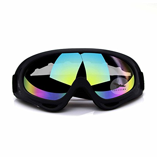 Freehawk Adjustable UV Protective Outdoor Glasses Motorcycle Goggles Dust-Proof Protective Combat...