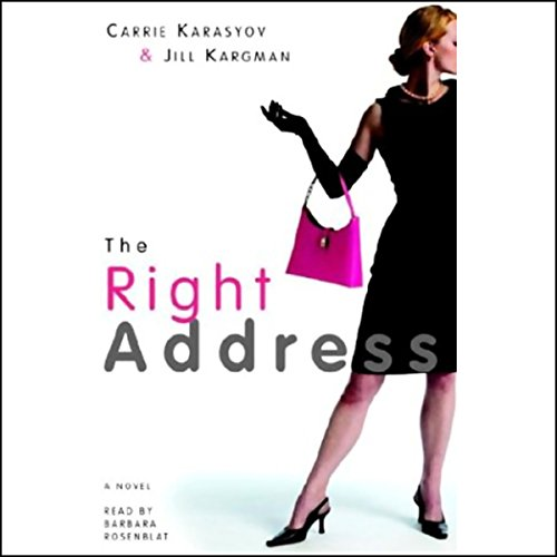 The Right Address audiobook cover art