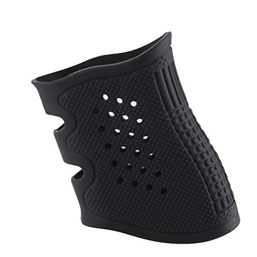 Tactical Rubber Grip Glove Sleeve for Glock 17 19 20 21 22 23 25 31 32 34 35 37 38 41
