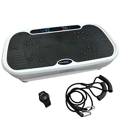 Skandika Home V1 - Plataforma vibratoria - Oscilante - 200 W