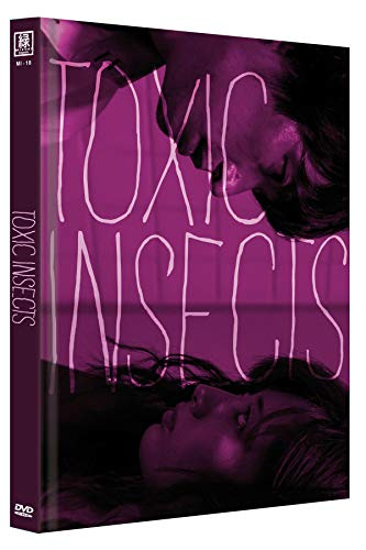 Toxic Insects - Limitiertes Mediabook - Uncut - Cover C - Limitiert auf 250 Stück [Alemania] [DVD]
