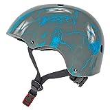 Best Sporting Casco para patinaje o bicicleta, color azul o rosa