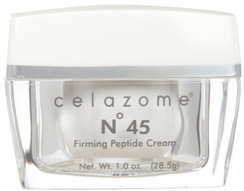 Celazome Clinical Skin Care N 45 Firming Peptide Cream - 1 oz