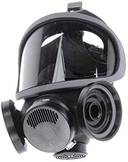 MSA Ultra-Twin Full Facepiece Respirator - Small