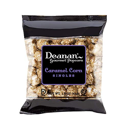 Why Should You Buy Deanan - 70 count box of Caramel Popcorn Sweet Singles (1.5oz each)