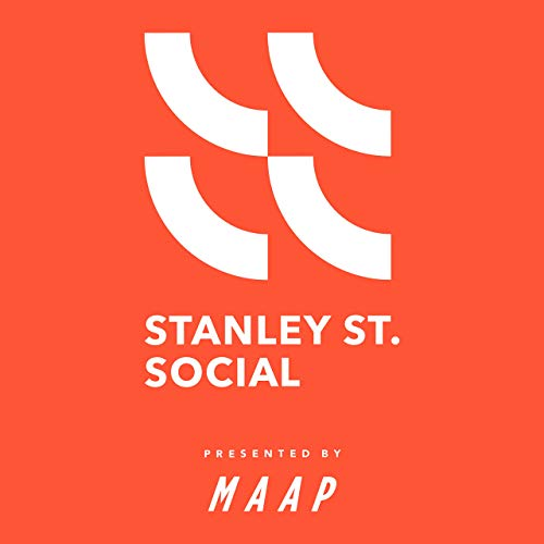 Stanley St. Social | cycling conversations  By  cover art