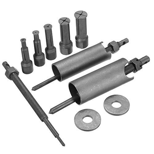 LovelysunshiDEany Motorrad Box Innenlager Spezifisches Werkzeug Lagerentferner Lagerabzieher Auto Gear Remover Abzieher - Grau