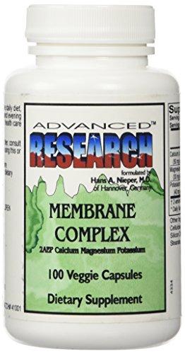 Advanced Research - Complexo de Membranas - 100 Cápsulas vegetais