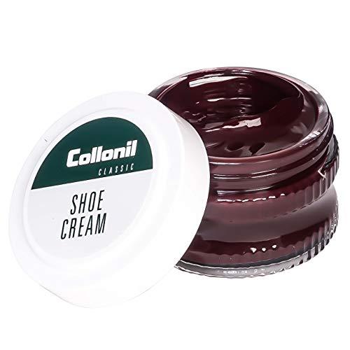 Collonil Shoe Cream Schuhcreme Bordeaux-Mahagoni, Violett, 50 ml