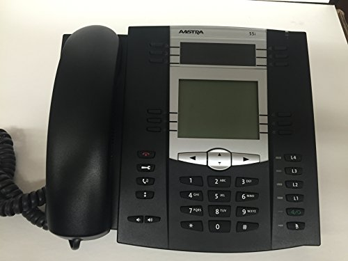 Aastra 55i (6755i) Telephone Text