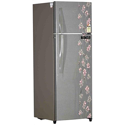 Godrej 290 L 3 Star ( 2019 ) Frost Free Double Door Refrigerator(RT Eon 290 P 3.4, Silver Meadow)