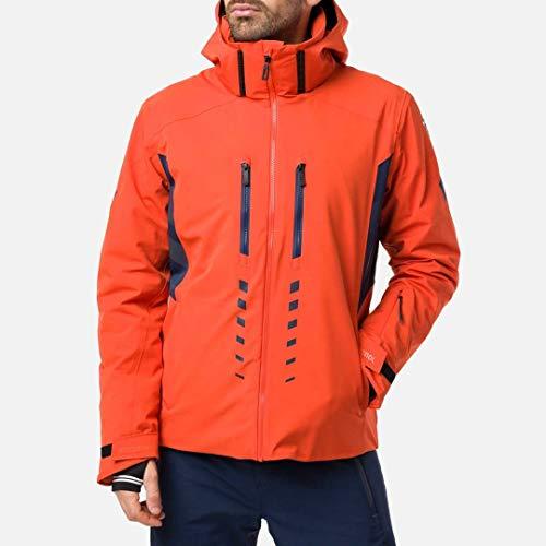 Rossignol Herren Skijacke Aile XL Orange