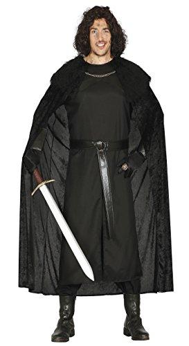 Guirca 84527.0 - Disfraz Adulto Vigilante Medieval, Talla 52-54