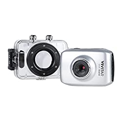 in budget affordable Vivitar HD Action Camera, DVR783HD Silver