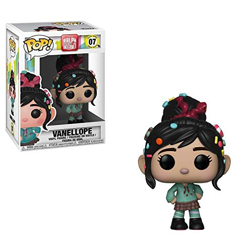 Funko Disney: Wreck-It-Ralph 2: Pop 2, Multicolor, 33411