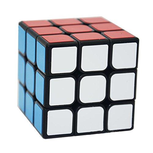 MZStech Cubo Moyu Mo Yu MF3 con Antipop y Stickerless 3x3x3 Speed Cube Speedcube