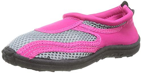 Beck Unisex dziecięce buty Aqua, różowy - Pink Pink 06-34 EU
