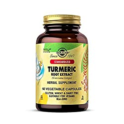 Solgar – Standardized Turmeric Root Extract