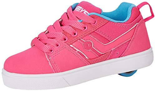 Heelys Mädchen Racer Sneaker, Pink (Hot Pink/Light Blue Hot Pink/Light Blue), 33 EU